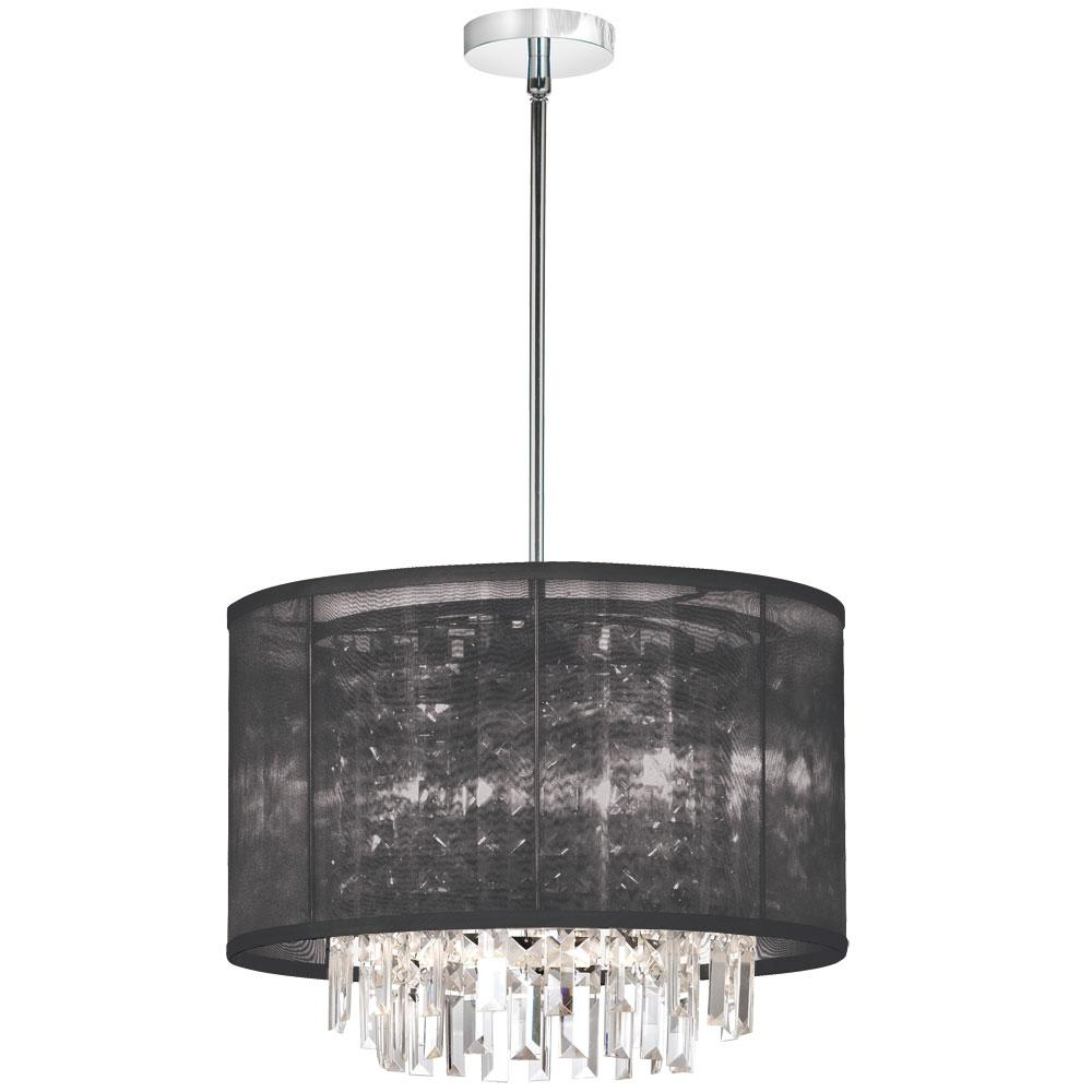 Large Drum Lamp Shades For Chandelier Pictures to Pin – Large Chandelier Shades