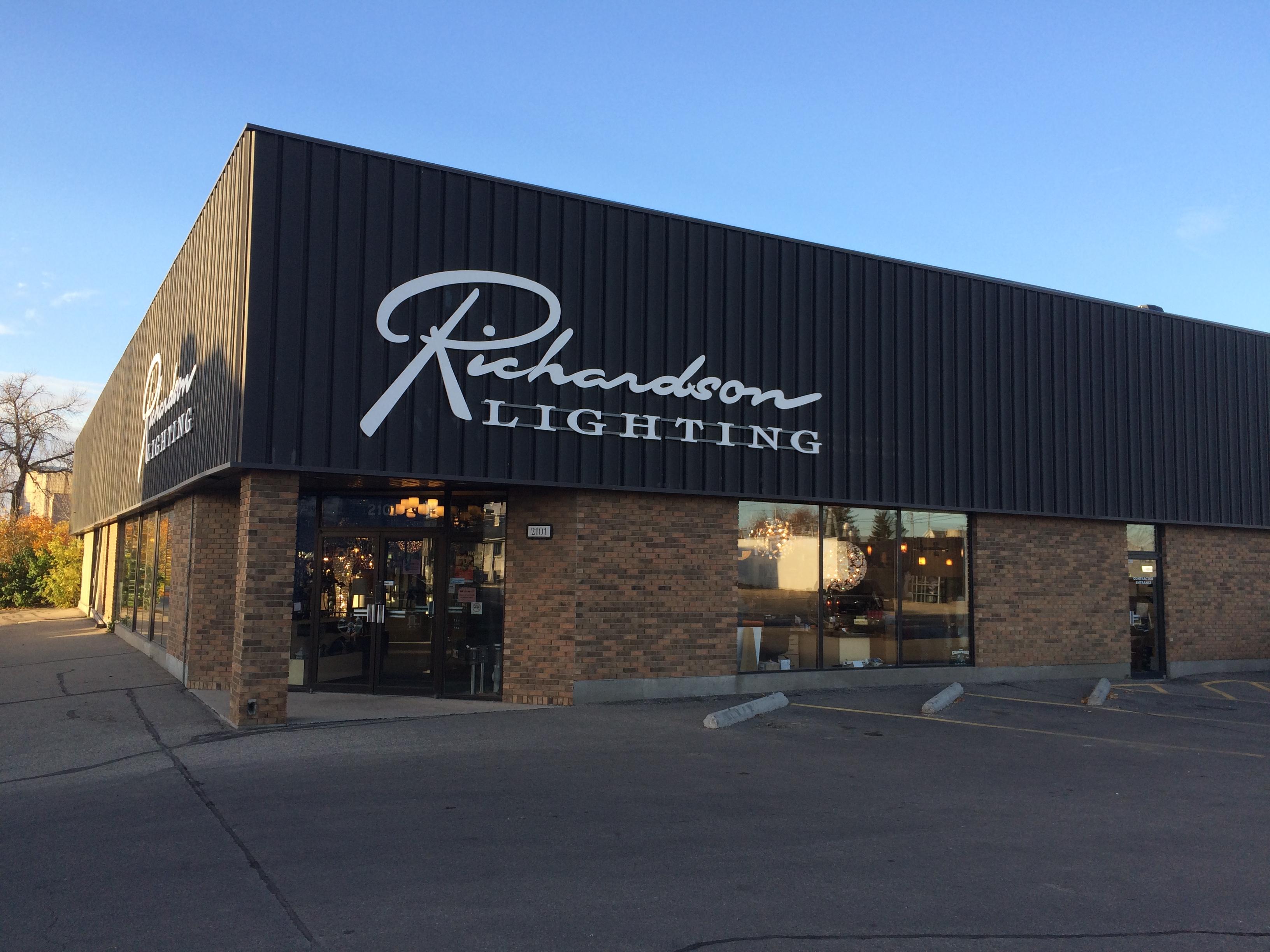 about us richardson lighting