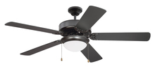 "Craftmade CES209OB - Pro Energy Star 209 52"" Ceiling Fan in Oiled Bronze (Blades Sold Separately)"
