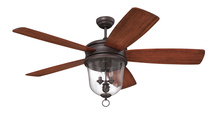 "Craftmade FB60OBG5 - 60"" Ceiling Fan with Blades Included"