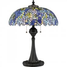 Quoizel TF2601TVB - Tiffany Table Lamp