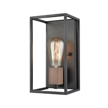 ELK Lighting 14460/1 - Rigby 1 Light Wall Sconce In Oil Rubbed Bronze A