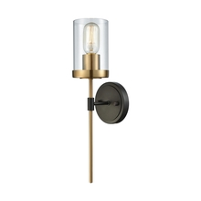 ELK Lighting 14550/1 - North Haven 1 Light Wall Sconce In Oil Rubbed Br