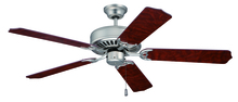 "Craftmade K10436 - Pro Builder 52"" Ceiling Fan Kit in Brushed Satin Nickel"