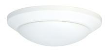 Craftmade LKH2020CFL-W - 2 Light Bowl Fan Light Kit in White with Frosted Cased White Glass