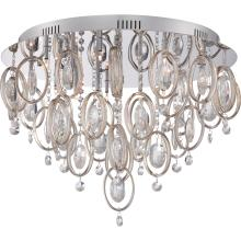 Quoizel PCEL1623C - Platinum Collection Ella Flush Mount
