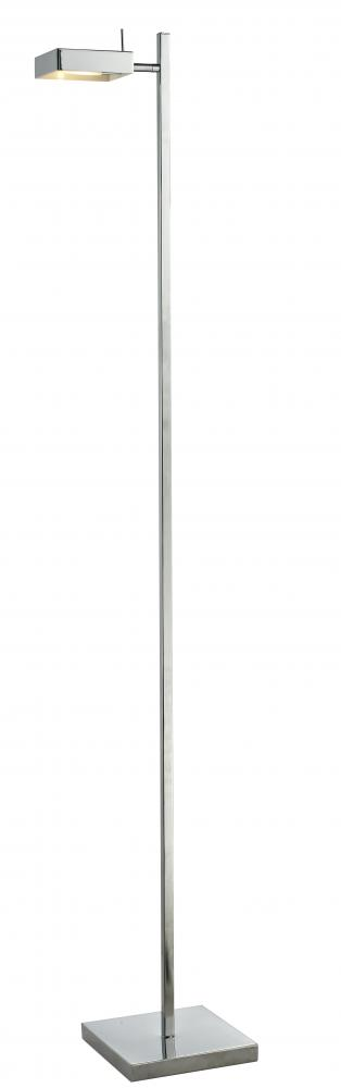 Richardson Lighting in Saskatchewan, Canada,  3044KY4, 1 Light Floor Lamp, Ofuse