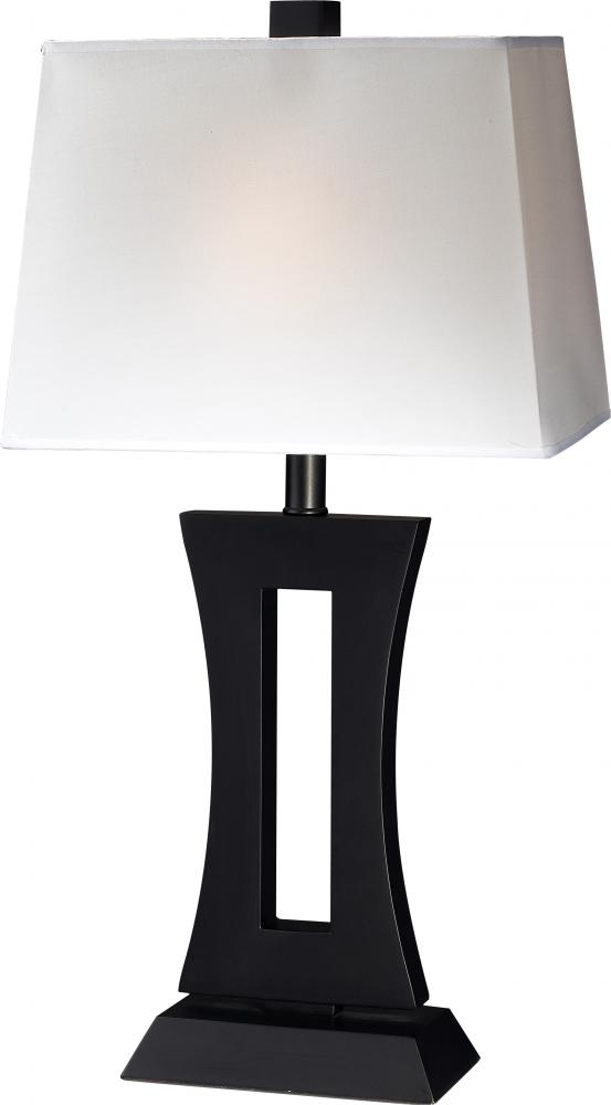 Richardson Lighting in Saskatchewan, Canada,  3044KZA, 1 Light Table Lamp, Portable Lamps