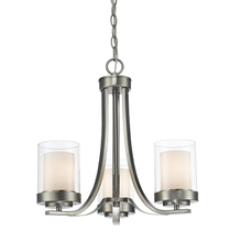 Z-Lite 426-3C-BN - 3 Light Chandelier