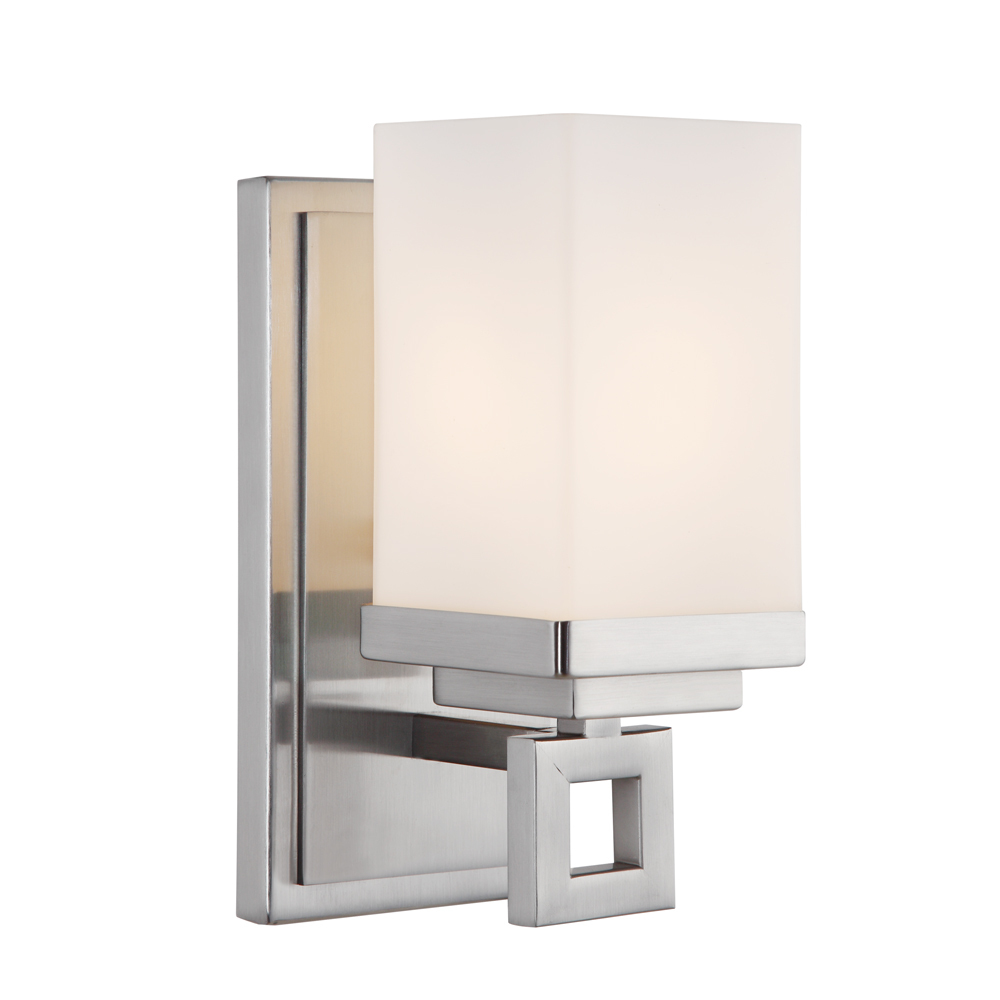 Richardson Lighting in Saskatchewan, Canada,  304YJ06, 1 Light Bath Vanity, Nelio