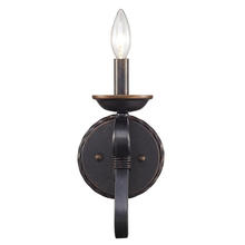 Golden Canada 4414-1W ABZ - 1 Light Wall Sconce
