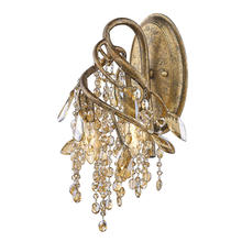Golden Canada 9903-WSC MG - Autumn Twilight Wall Sconce in Mystic Gold