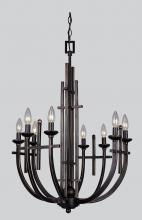 Amlite CC173/8WB - 8 Light Chandelier