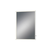 Eurofase Online 31478-014 - Small Rectangular Edge-Lit LED Mirror, 28 Inches High by 20 Inches Wide - Model 31478-014