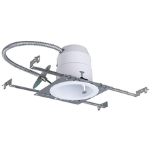 "Canarm RN42N-2WH - Recessed, RN42N-2WH, 4.25"" Non-Insulated WH, New Construction, Medium Base, 1 x 75W"