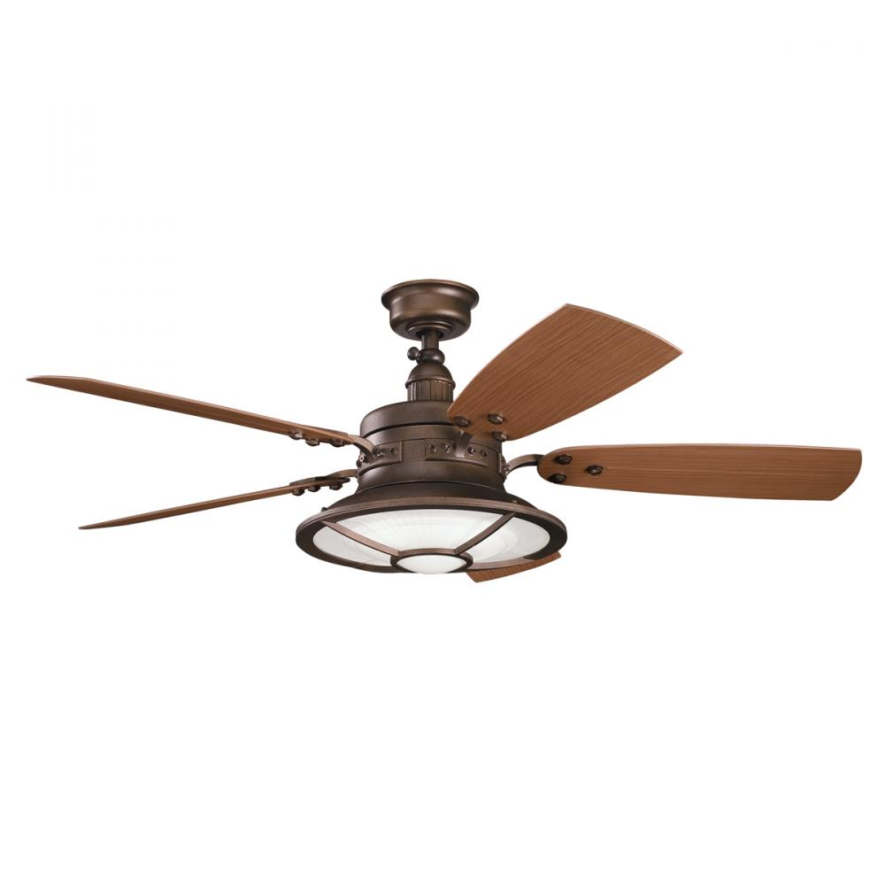 Richardson Lighting in Saskatchewan, Canada,  RVFH1, 52 Inch Harbour Walk Patio Fan, Harbour Walk Patio