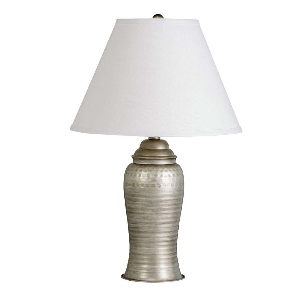 One light antique pewter table lamp tere0 richardson lighting one light antique pewter table lamp aloadofball Image collections