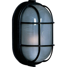 Artcraft AC5660BK - Marine 1 Light Black Outdoor Light