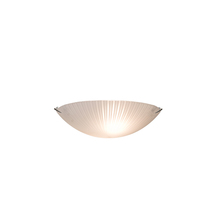 Artcraft AC6210 - 2 Light  Brushed Nickel Flush Mount Light