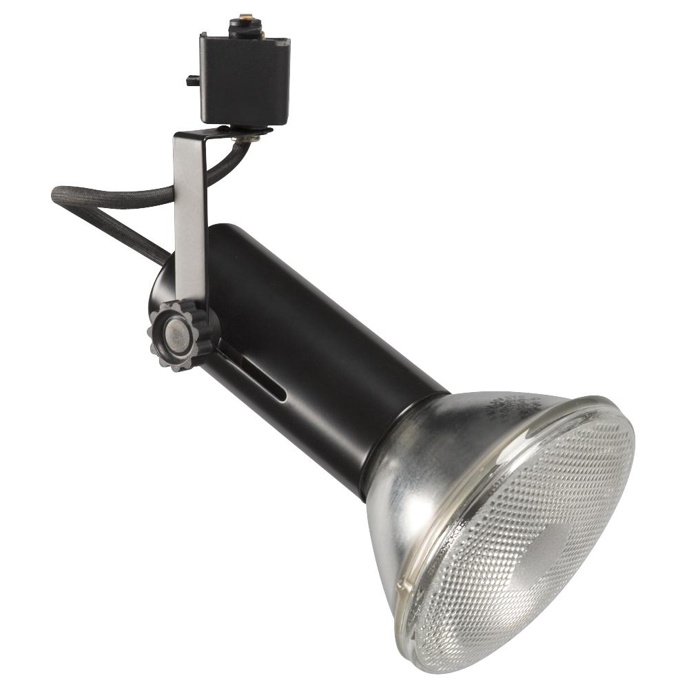 Richardson Lighting in Saskatchewan, Canada,  6U8HQ, Adjustable Cylinder - Black,