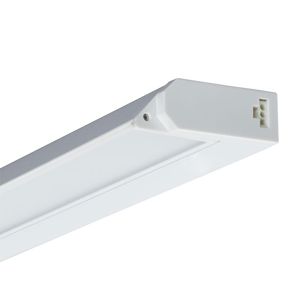 LED Under Cabinet Strip Light -Dimmable w/Compatible Dimmer (excludes On/Off Switch & Power Cable)