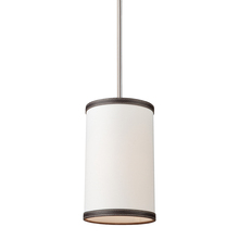 Steven & Chris SC871WH - Bay Street 1 Light White Pendant
