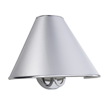 Steven & Chris SC997 - Paris 1 Light Chrome Wall Bracket