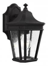 Feiss OL5420BK - 1 - Light Wall Lantern