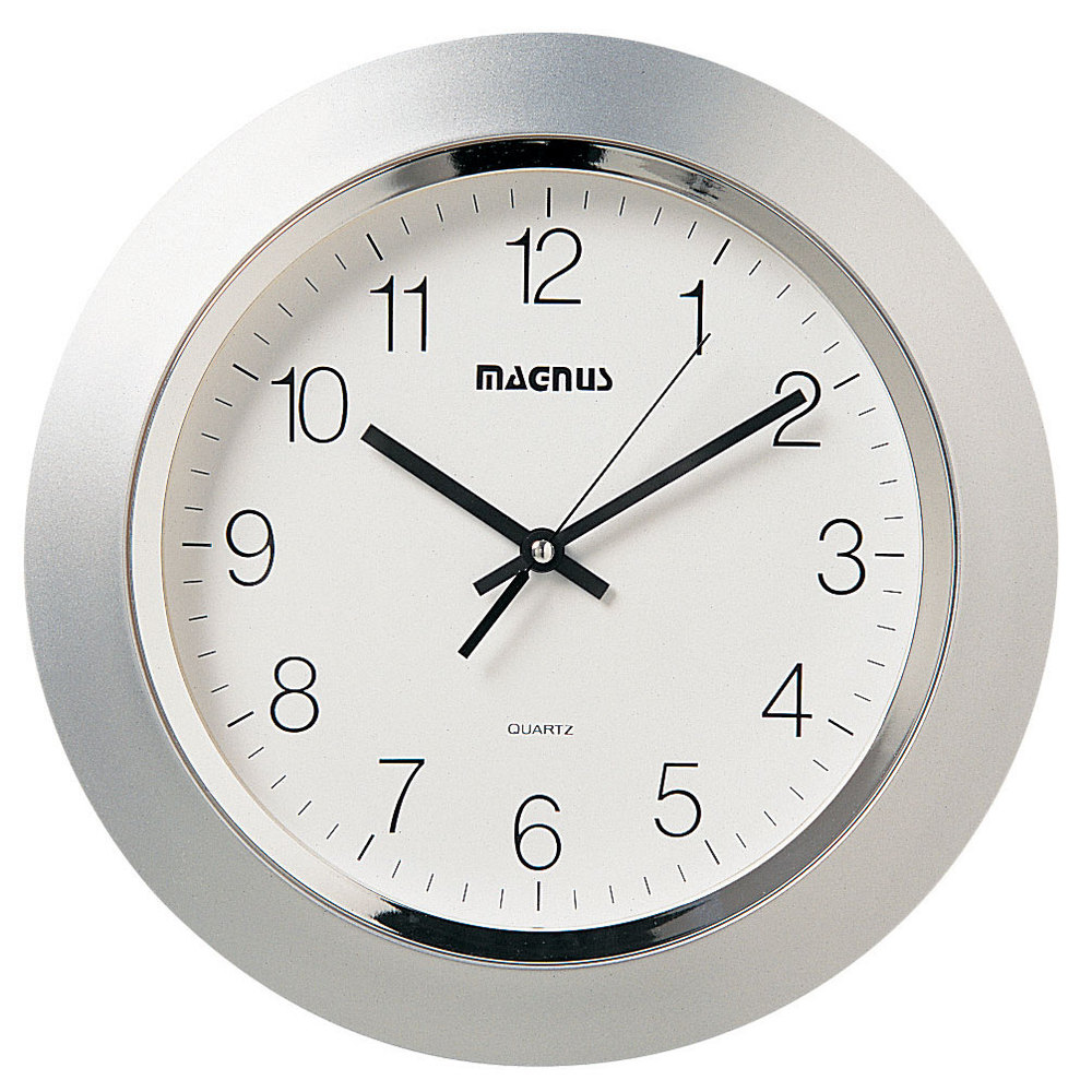 "Magnus -14"" Clock-Sweep 2nd Hand"
