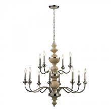 ELK Lighting 14183/8+4 - Chandelier