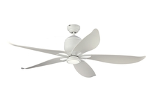 "Monte Carlo 5LLR56RZWD - 56"" Lily - Rubberized White"