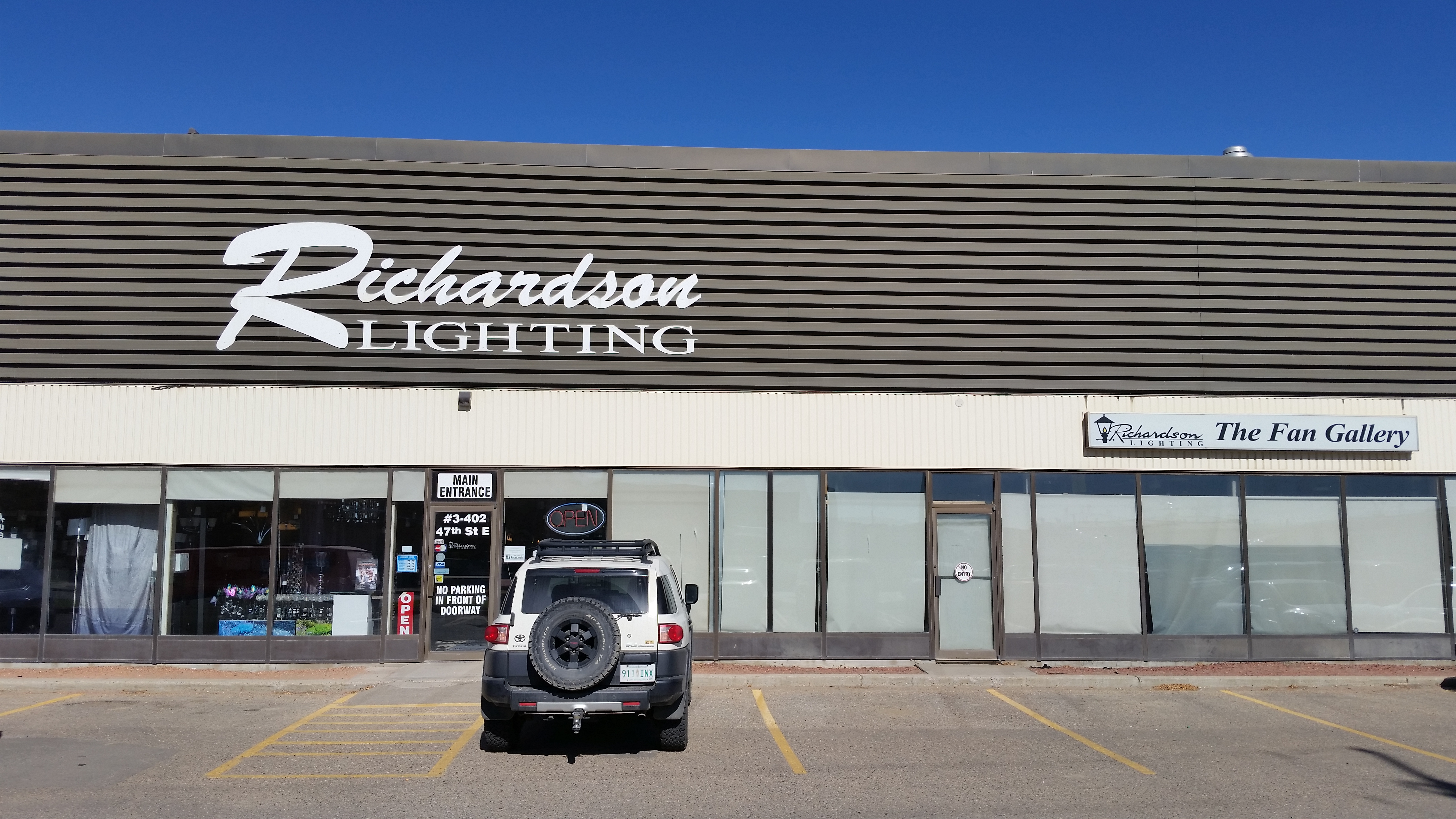 Saskatoon location