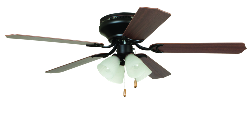 Brilliante With 4 Light Kit 52 Ceiling Fan Blades And In Oil